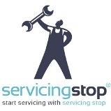 SERVICING STOP