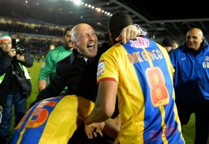 Brighton & Hove Albion v Crystal Palace - npower Championship Play Off Semi Final: Second Leg