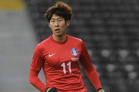 Heung - Min Son - South Korea