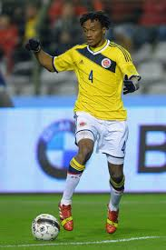 Juan Cuadrado - Colombia