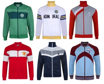 Get £5 off @CampoRetro track jackets whilst stocks last