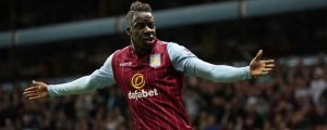 Soccer - Barclay's Premier League - Aston Villa v Manchester City - Villa Park