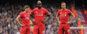 Soccer - Barclays Premier League - Liverpool v Everton - Anfield