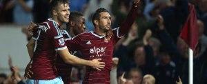 Soccer - Barclays Premier League - West Ham United v Liverpool - Upton Park
